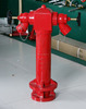 Two Way Pillar Fire Hydrant for Outdoor Fire Fighting