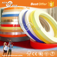 2mm PVC Edge Banding / High Gloss PVC Edge Banding