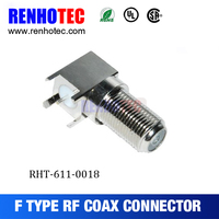 cable coaxial Europe Type compression f connector conector