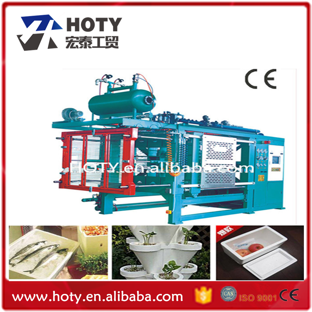Styrofoam Packing Box Production Line/Fruit Box machine
