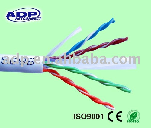 Cat6 UTP lan Cable Solid/Stranded