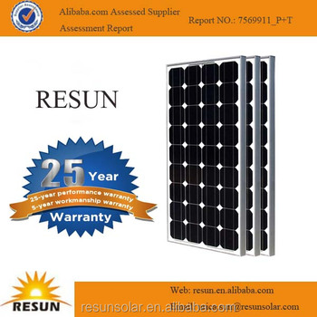 NEW cheap power solar panel mono 300w with CE TUV certificated