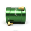 RC Boat Brushless Motor 28-40mm Water Cooling Jacket Inner Spiral Design Heat Diffuser Water Cooler