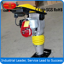 Hongda Gas Engine Vibrating Tamping Rammer with High Impact Force