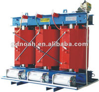 SCB10 125kva Cast Resin Isolation Dry Type transformer coil winding machine SCB-125