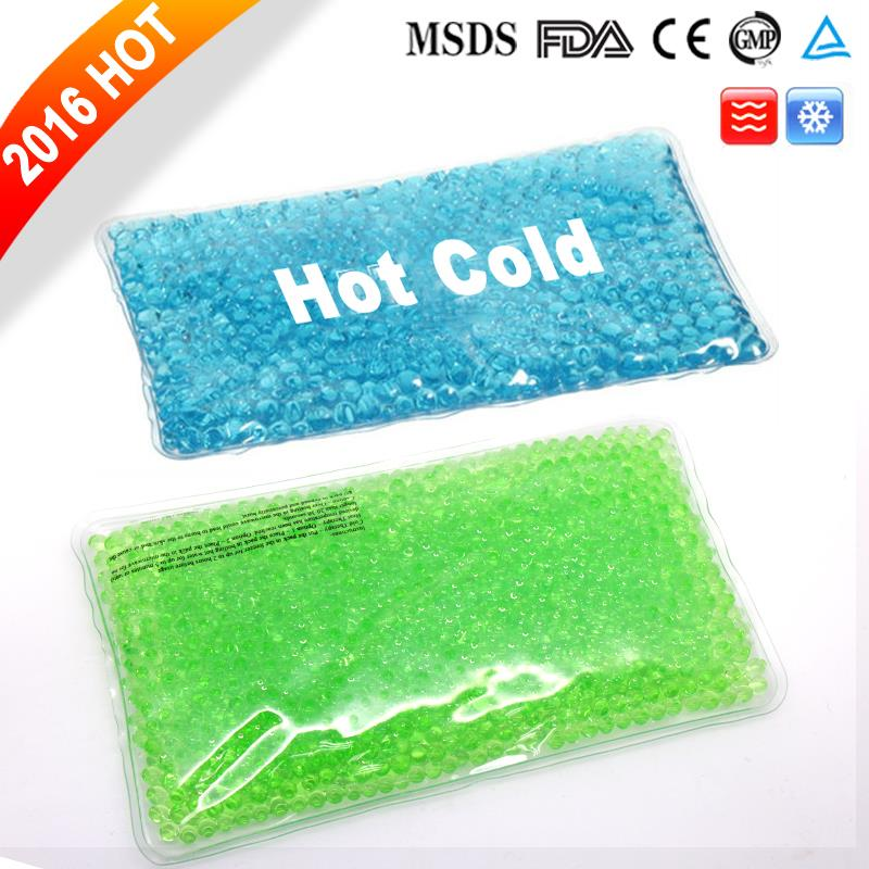 FDA CE heat gel packs microwave