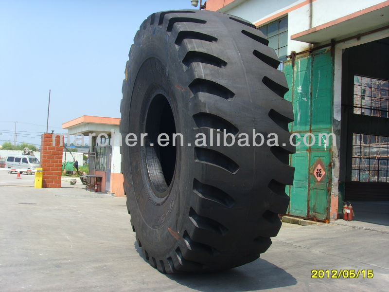 MARCHER L-4 OTR Super 70/70-57 Giant Loader Tyre/Tire for Mines,Tunnels,Quarries,Construction