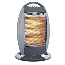 With remote control factory price Halogen room heater 1200w