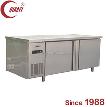 Stainless Steel Hotel Pizza Refrigerator/ Pizza Work Table/ Pizza Prep Table Refrigerator