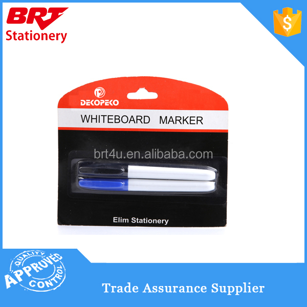 Colorful Whiteboard Magnet Marker Pen