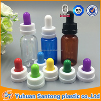surface handling 50ml packing tubes essential oil dropper bottle electronic cigarettes liquid bottle