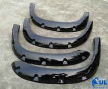 4wd ABS fender flare for toyota hilux single cab fender