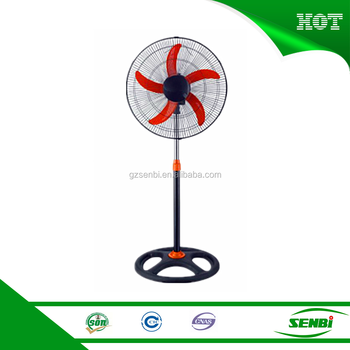 18 inch low voltage 12v speed control usb stand fan dc