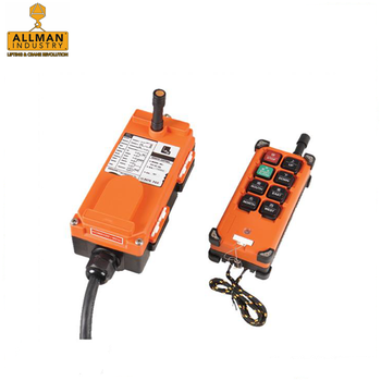 Universal Use F21-E1B Radio Industrial Remote Control For Crane hoist