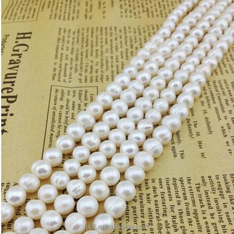 High Luster Irregular Shape Natural Freshwater Semi Finished Pearl Cage Jewelry