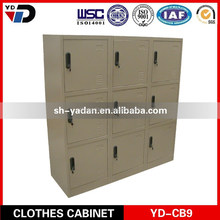 clothes cabinet small , cabinet clothes fabric,metal clothes cabinet