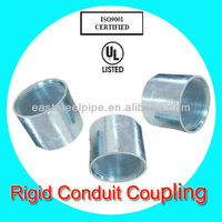 rigid conduit pipe coupings