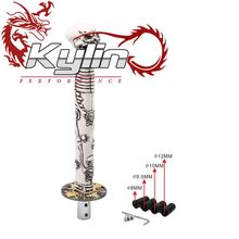 Kylin racing universal manual skull samurai sword style shift knob