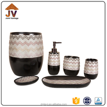 Factory direct High quality Hot selling Unique bathroom set