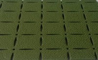 XPE artificial turf shock pad,shock absorbing foam pad /mat