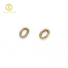 DIY Jewelry Design Round Open Colored Making Small Jump Rings