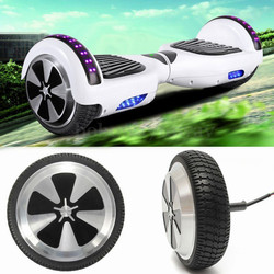 wheel self balancing scooter brushless dc motor with 350W motor balance scooter parts for replacement