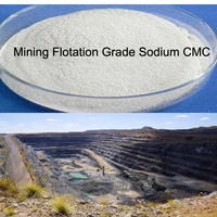ZA style/Mining Flotation Industry SODIUM CARBOXYMETHYL CELLULOSE (CMC)/CAS #9004-32-4