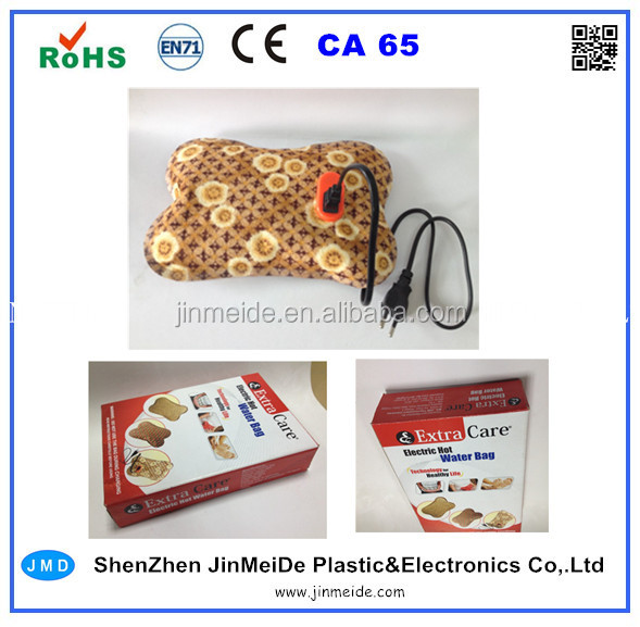Electronic Heat Water Pack / Electric Hot Water Bag in Cheap Price
