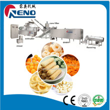 Economic and Efficient Crispy baking bread snacks making machine high quality