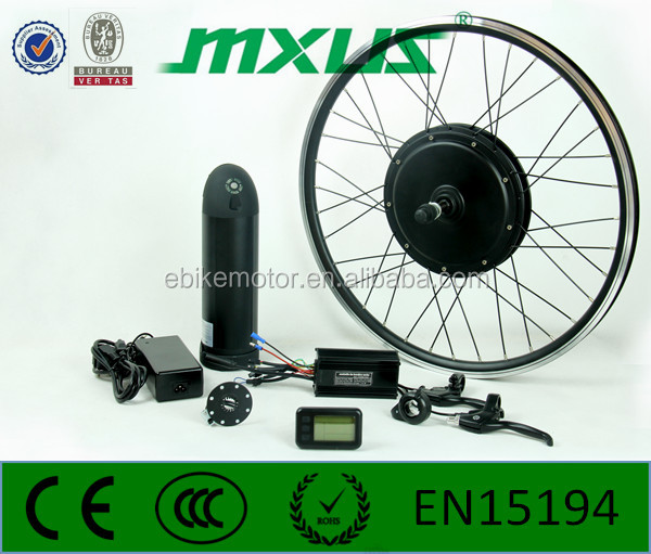 "environmental electric bicycle wheel kit 48v 1000w 20"" for gum protect"