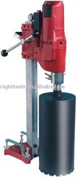 high speed Electric concrete diamond portable core drill 200mm