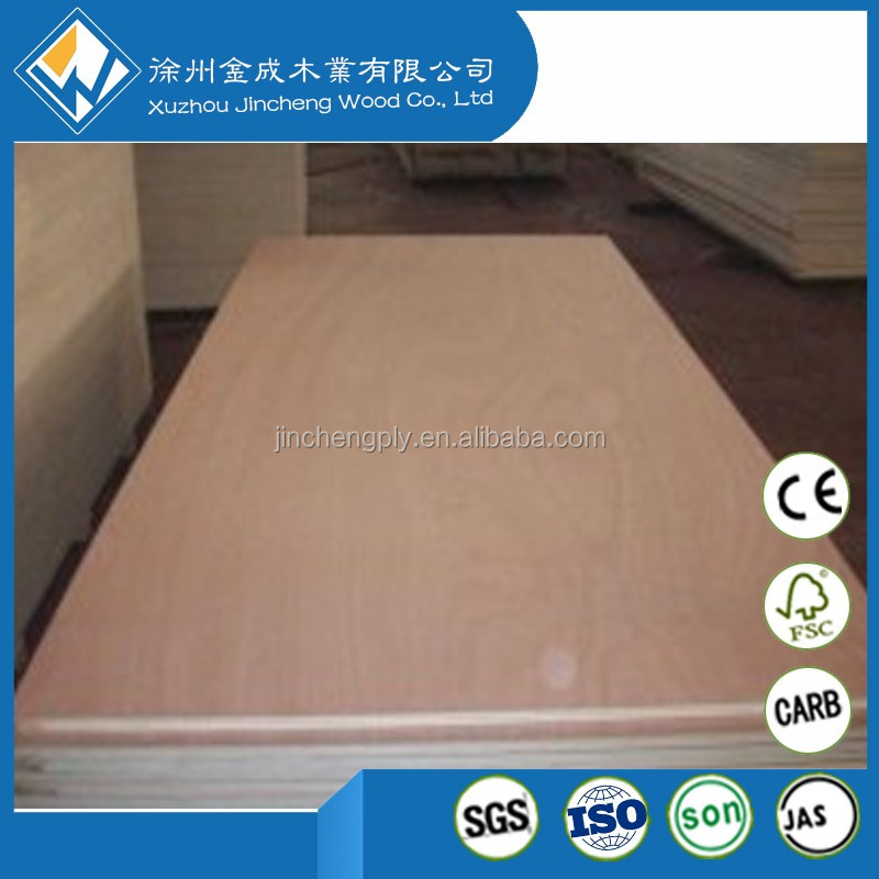 furniture grade plywood Commercial redwood faced okoume poplar plywood