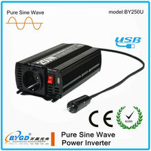 inverter frequency 220v solar inverter,converter,inversor (BY250U)