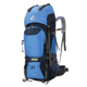 Large capacity waterproof outdoor mountaineering package tour outdoor backpack