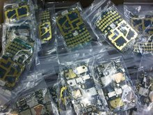 BB Boards, LCD, UIF, and Parts
