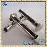 Nickle Plate Tubular Rivet Rivet Hot