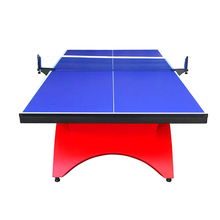 Professional Foldable Ping-pong Rainbow Table Tennis Table