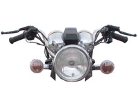 adult tricycle motor headlight/three wheel motorcycle spare parts for sale/3 wheels trike scooter