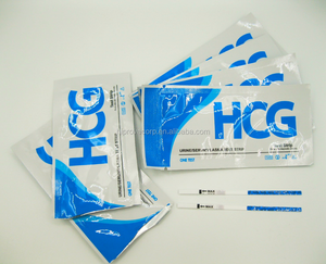 2016 Hot sale HCG Pregnancy Test Strip
