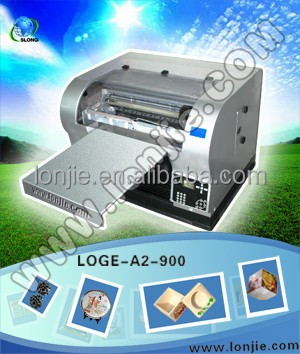 Newest Product Multicolor Flatbed Ceramic Digital Printer Machinery