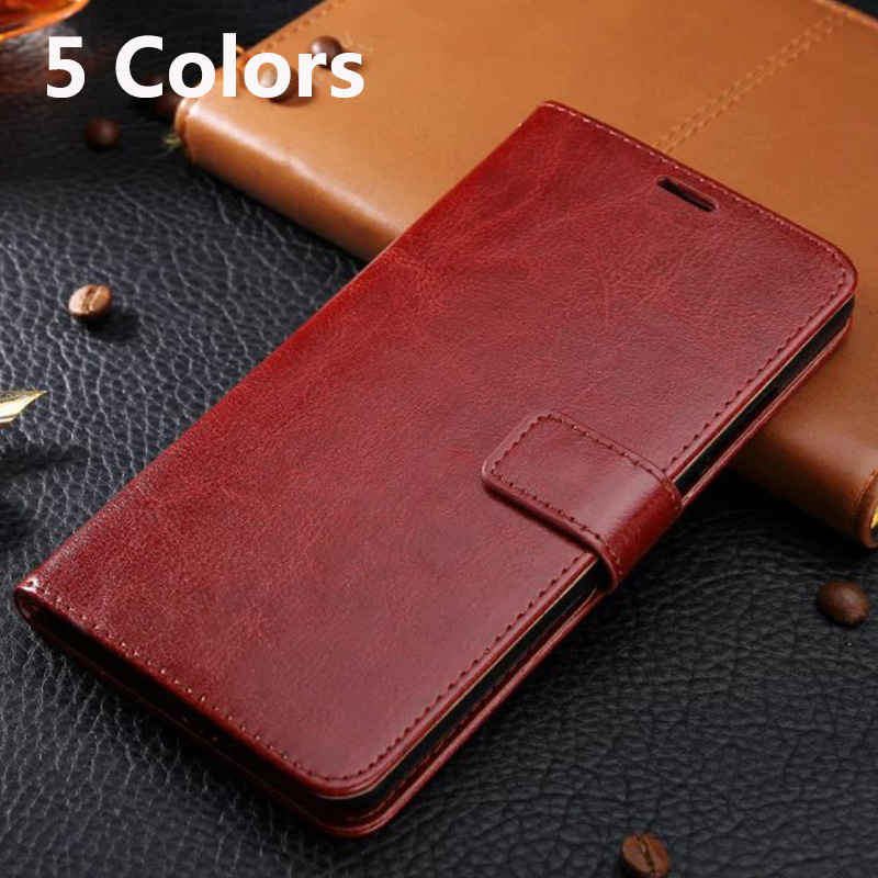 Flip PU Leather Wallet Card Stand Case Cover For Huawei Ascend Mate 9
