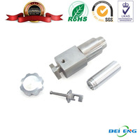 customized cnc machining / forging electrolux vacuum cleaner parts