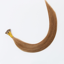 Brazilian straight human fusion hair 0.8g/strand human hair extensions china