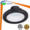 IP65 >120lm/w ceiling light fixtures LED low profile highbay 120watt