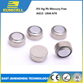 1.5V AG13 L1145 LR44 button cell battery