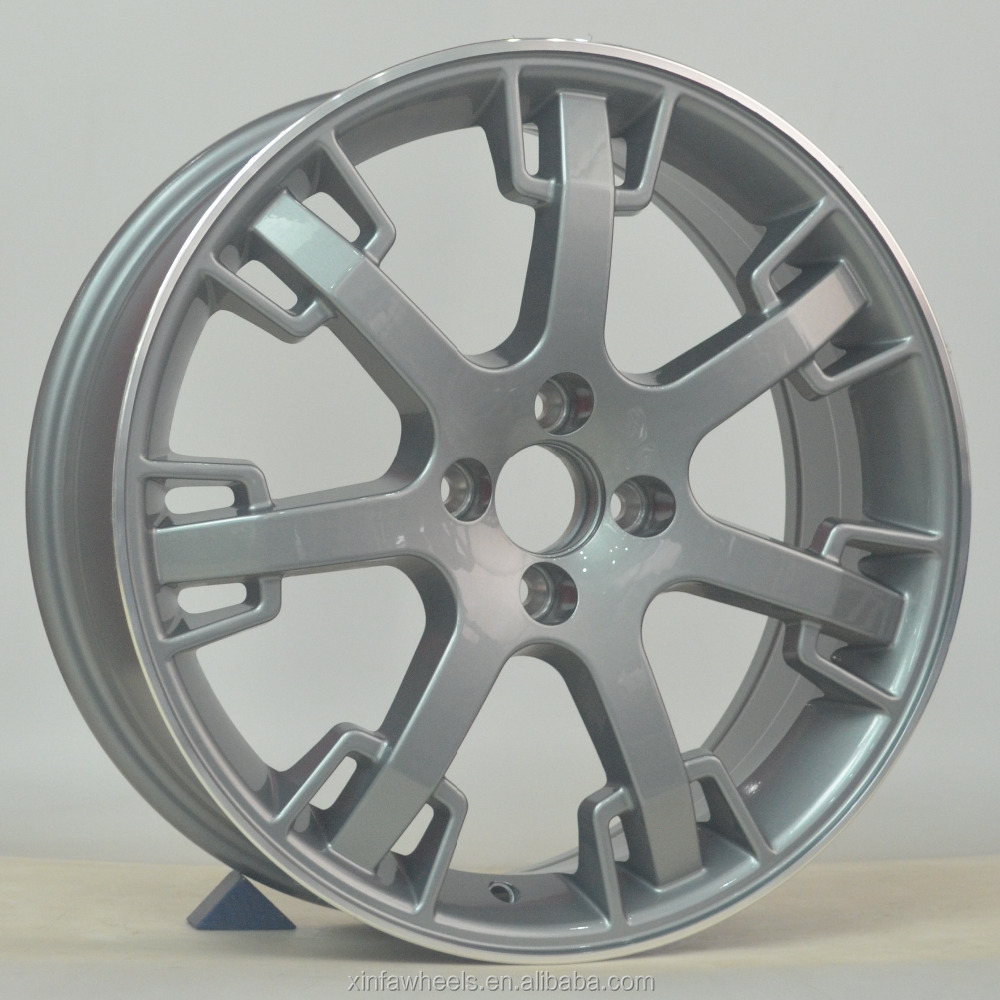 car alloy wheels factory A22 17inch 4x98