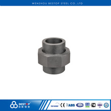 A105 A350 Carbon Steel Forged Socket Weld Union SW Pipe Fitting MSS SP83