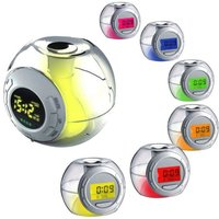 Digital transparent lcd alarm clock/Kids alarm clocks
