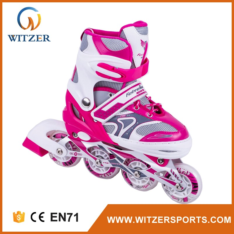 sports shoes 2017 entertainment roller skates 4 wheels