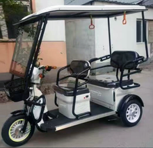 3 Wheel Electric Tricycle 3 Wheel Moped for passenger